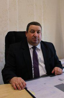 """директор СРУП """"ЖКХ"""" Найдич Михаил Иванович"""