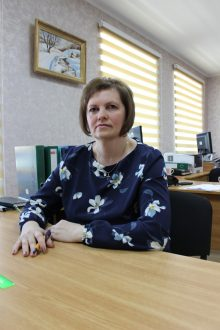 Исполняющий обязанности главного бухгалтера Сташкевич Валентина Иосифовна