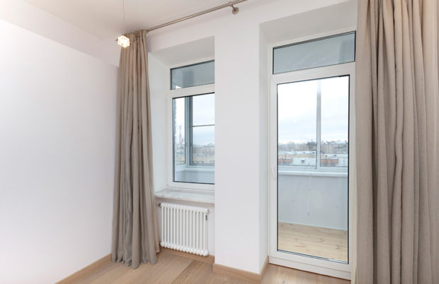 балконный профиль пвх