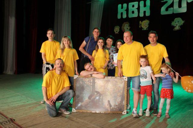 Молодёжная команда «Коммунальный фрэш» нашего предприятия второй год подряд стала победителем.