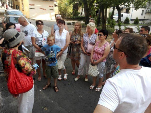 С 30 июня по 4 июля экскурсионная поездка в г.Одессу.