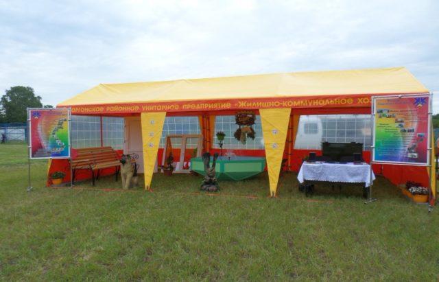 23 июня V11 региональная выставка-ярмарка «Северный вектор Гродненщины»