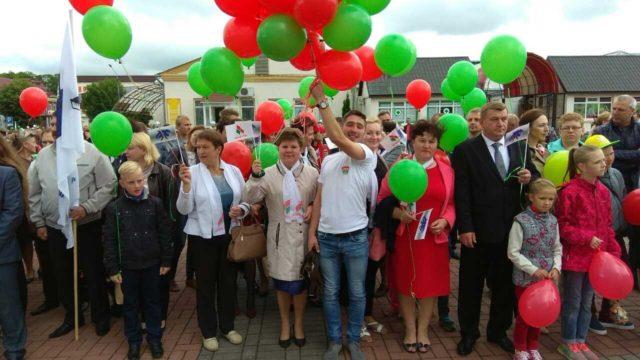 3 июля - День независимости и освобождения Республики Беларусь от немецко-фашистских захватчиков