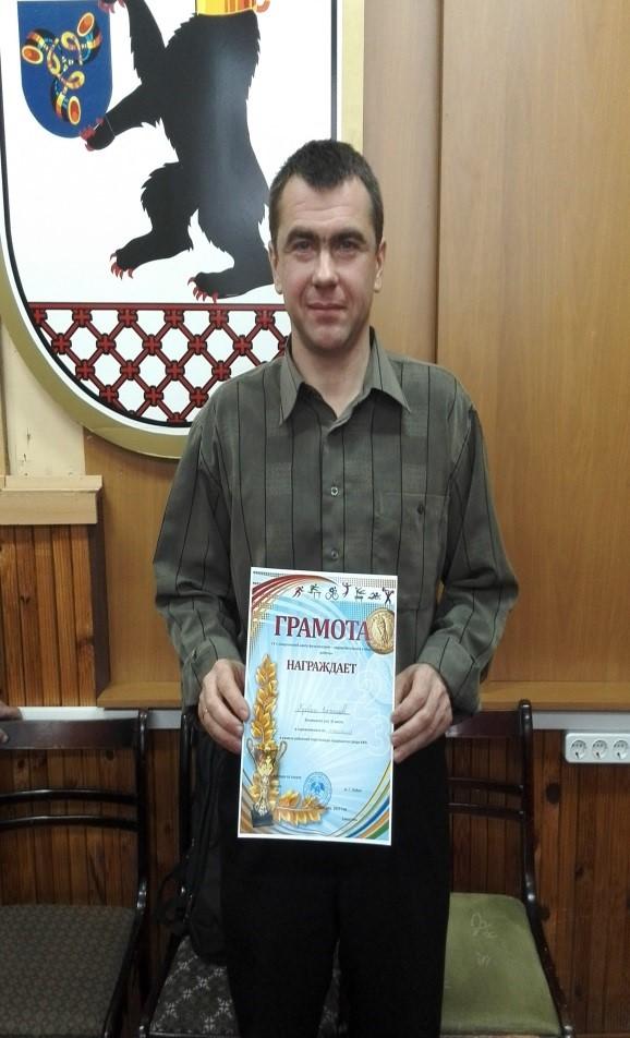 Бровко Вячеслав – 3 место в личном зачете среди мужчин, Глембоцкая Ольга – 6 место в личном зачете среди женщин, 5 общекомандное место.