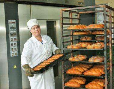 Оборудование, используемое в хлебопекарной промышленности