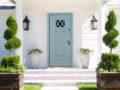 Как выбрать входные двери для дома