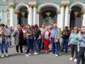 Работники предприятия посетили Санкт-Петербург
