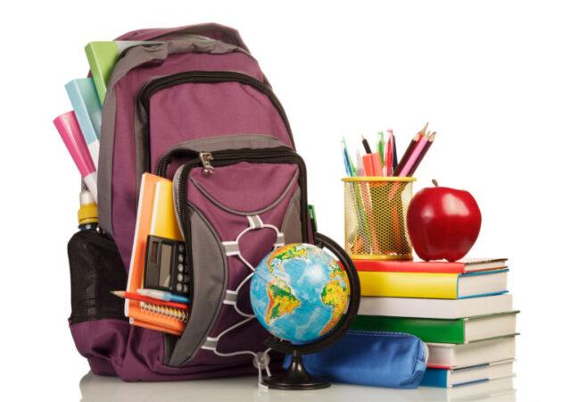 Соберем портфель к школе